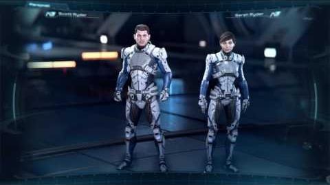 Andromeda Initiative — Инструктаж по команде Первопроходца