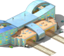 Cargo Rocket Assembly Plant