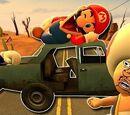 Retarded64: Mario's Road Trip