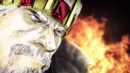 HL5 Maegor wears his father's crown.png