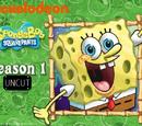 SpongeBob SquarePants: Season 1 Uncut