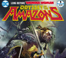 The Odyssey of the Amazons/Covers