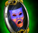 Slightly Evil Magic Mirror