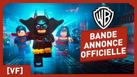 LEGO BATMAN, LE FILM - Bande Annonce Officielle 5 (VF)