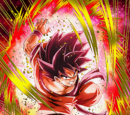 Last-Second Gambit Goku (Kaioken)