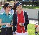 Das Golfturnier