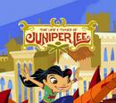 Juniper Lee Opening