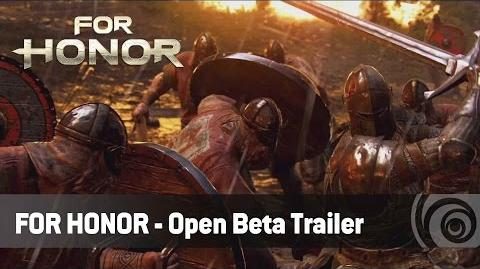 For Honor - Beta Abierta Trailer-0