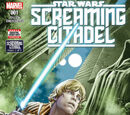 Star Wars: The Screaming Citadel Vol 1 1