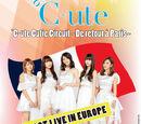 ℃-ute Cutie Circuit ~De retour à Paris~
