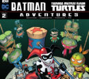 Batman/Teenage Mutant Ninja Turtles Adventures Vol 1 2