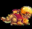 Dragón Emperador Azteca
