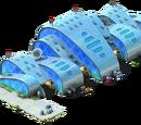 Interstellar Liner Assembly Plant