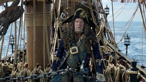 Piratas del Caribe La Venganza de Salazar – Adelanto extendido