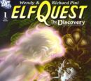 ElfQuest: The Discovery/Covers