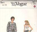Vogue 8311 A