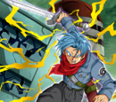 Stance Throughout Resistance Trunks (Teen) (Future)