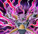 Commited Fighting Pose Captain Ginyu
