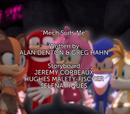 Saison deux de Sonic Boom