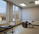 HS Orchestra Practice Room