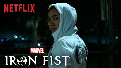 Marvel's Iron Fist Colleen Wing Sneak Peek Netflix-1