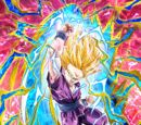 Never Backing Down Super Saiyan 2 Gohan (Youth)