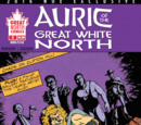 Auric of the Great White North Mini-Issue 2