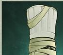 The Bandaged Poissonnier