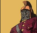 Doombala (Earth-MLJ)/Gallery