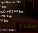 VIP EXP