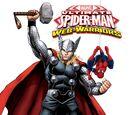 Marvel Universe: Ultimate Spider-Man: Web-Warriors - Itsy Bitsy Spider-Man