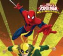 Marvel Universe: Ultimate Spider-Man: Web-Warriors - Journey of the Iron Fist