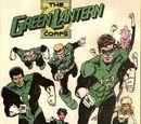 Green Lantern Corps of Earth