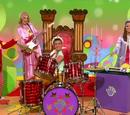 Hi-5 Series 13, Episode 45 (Musical instruments)