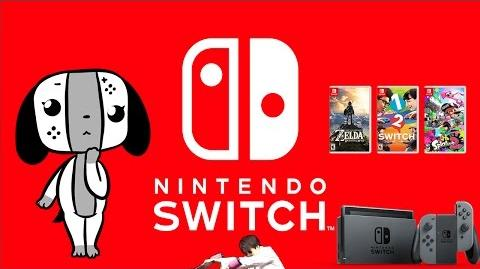 Let's talk about the Nintendo Switch!
