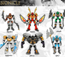 List of BIONICLE sets