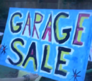 Stuck in the Garage Sale