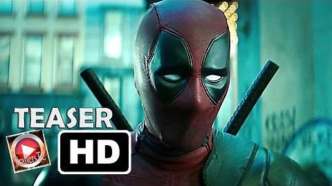 Deadpool 2 Teaser Trailer Oficial Subtitulado Español
