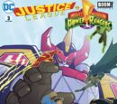 Justice League/Power Rangers Vol 1 3
