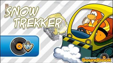 Club Penguin EPF DS OST Snow Trekker