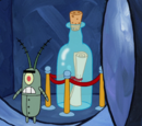 Robot Plankton (Goodbye, Krabby Patty?)