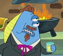 Unnamed blue flounder