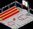 Outdoor Half-Court