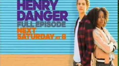 "Henry Danger ""Space Invaders"" Part 2 - Official Trailer"