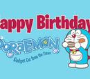 Doraemon's Birthday Party!