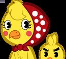 Chickita y Chicky