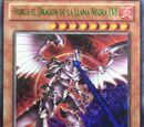 Horus el Dragón de la Llama Negra LV8
