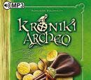 Kroniki Archeo. Sekret Wielkiego Mistrza (audiobook)