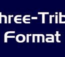 Three-Tribe Format