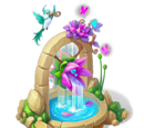Magical Fairy Fountain